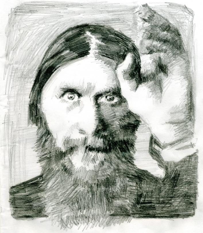 Rasputin © Gonzalo Barahona